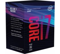 INTEL Core i7-8700K 3,70GHz Boxed CPU BX80684I78700K