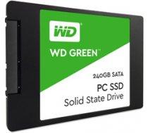 Western Digital SSD 240GB 2.5'' WD Green SATA3 R/W:540/465 MB/s 7mm WDS240G2G0A