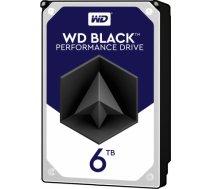 Western Digital Internal HDD WD Black 3.5'' 6TB SATA3 7200RPM 256MB WD6003FZBX