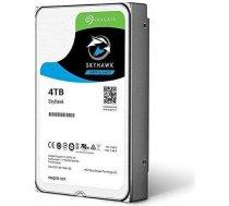 "Seagate SV35 Series Surveillance HDD ST4000VX000 4TB 3.5 "", HDD, 64 MB, Serial ATA III ST4000VX007"
