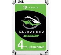 Internal HDD Seagate BarraCuda 3.5'' 4TB SATA3 5400RPM 256MB ST4000DM004