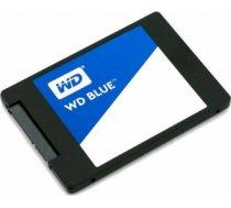 Western Digital WD Blue SSD 2.5'' 2TB SATA/600, 560/530 MB/s, 7mm, 3D NAND WDS200T2B0A