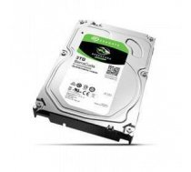 Internal HDD Seagate BarraCuda 3.5'' 3TB SATA3 5400RPM 256MB ST3000DM007