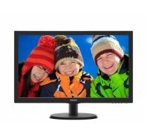Monitor Philips 223V5LHSB2/00, 21.5inch, HDMI, D-Sub
