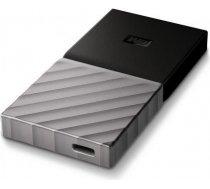 Western Digital WD Blue SSD My Passport SSD 256GB Silver Worldwide WDBK3E2560PSL-WESN