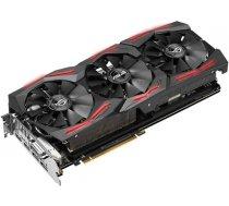 Asus AMD, 8 GB, Radeon RX VEGA 56, HBM2, PCI Express 3.0, Processor frequency 1297 MHz, DVI-D  ROG-STRIX-RXVEGA56-O8G-GAMING
