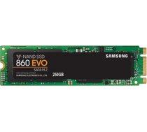 SAMSUNG SSD 860 EVO 250GB M.2 SATA MZ-N6E250BW
