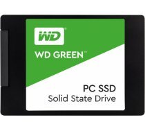Western Digital SSD 120GB 2.5'' WD Green SATA3 R/W:540/430 MB/s 7mm WDS120G2G0A