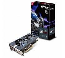 Graphics Card   SAPPHIRE   AMD Radeon RX 580   4 GB   256 bit   PCIE 3.0 16x   GDDR5   Memory 1 11265-07-20G