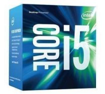 Intel CPU CORE I5-7500 S1151 BOX 6M/3.4G BX80677I57500 S R335 IN BX80677I57500SR335
