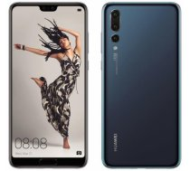 Smartphone | HUAWEI | P20 Pro | 128 GB | Midnight Blue | 3G | LTE | OS Android 8.1 | Screen 6.1 51092EPC