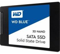 Western Digital WD Blue SSD 2.5'' 250GB SATA/600, 550/525 MB/s, 7mm, 3D NAND WDS250G2B0A