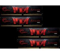 Pamięć G.Skill Aegis DDR4, 4x16GB, 2400MHz, CL15 (F4-2400C15Q-64GIS)
