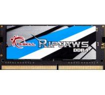 Pamięć do laptopa G.Skill Ripjaws DDR4 SODIMM 4GB 2400MHz CL16 (F4-2400C16S-4GRS)