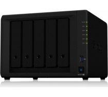 Synology Server NAS DS1019 + 5x0HDD Celeron 1.5Ghz eSATA 2xUSB3.0 2xRJ45 3Y DS1019+