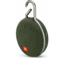 Głośnik JBL Clip 3 (JBLCLIP3GRN)