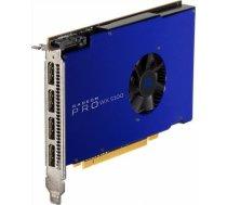 Karta graficzna AMD Radeon Pro WX 5100 8GB GDDR5 (256 Bit) 4x DP (100-505940)