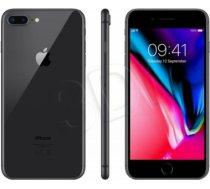 """Smartfon Apple iPhone 8 Plus 64GB Space Grey (5,5""""; FullHD 1920x1080; 64GB; 3GB; kolor szary Sp MQ8L2PM/A"""