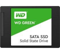 Western Digital SSD 480GB 2.5'' WD Green SATA3 7mm 3D NAND WDS480G2G0A