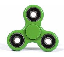 Mocco Fidget Spinner Anti - Stresa Ierīce / Roku un Pirkstu Trenažieris Zaļa MC-FINGSP-BAS-GR