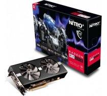 Sapphire Technology Graphics card Radeon RX 590 NITRO + 8GB GDDR5 256BIT 2HDMI / DVI-D / 2DP 11289-05-20G