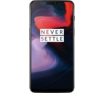 Oneplus 6 128GB Mirror Black mobilais telefons