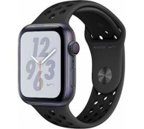 Apple Watch Series 4 Nike+ 40mm Space Gray Case / Black Nike Band viedā aproce MU6J2ZP/ A