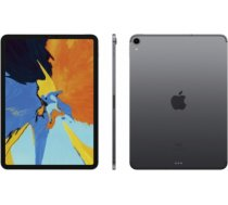 "Apple iPad Pro 11"" Wi-Fi 256GB Space Gray MTXQ2HC/ A planšetdators MTXQ2HC/ A IPAD PRO 11"" WI-FI 256GB SPACE GRAY MTXQ2HC/ A  MTXQ2HC/ A"