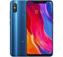 Xiaomi Mi 8 128GB Blue mobilais telefons
