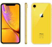 Apple iPhone XR 64GB Yellow mobilais telefons