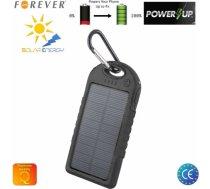 Forever PB-016 Gaismas uzlādes Power Bank 5000mAh Ārējas uzlādes batereja 2x USB 5V 1A Lig GSM011345
