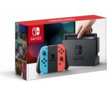 Nintendo Switch Red & Blue T-MLX10665