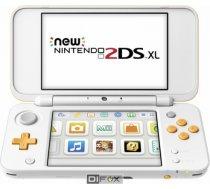 New Nintendo 2DS XL white orange 2209366