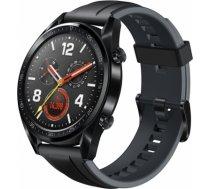 Huawei Watch GT Black viedā aproce 55023259 WATCH GT BLACK VIEDĀ APROCE 55023259
