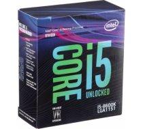 Intel Core i5-8600K BX80684I58600K procesors