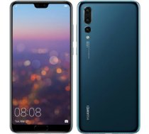"Huawei P20 Pro Blue, 6.1 "", AMOLED, 1080 x 2240 pixels, HiSilicon Kirin, 970, Internal RAM 6 GB P20 PRO 128G MIDNIGHT BLUE"