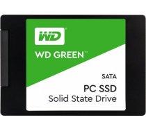 """WD Green 480GB 2.5"""" SATA III SSD disks WDS480G2G0A GREEN 480GB  SATA III SSD DISKS S480G2G0A"""