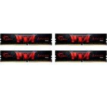 G.skill Aegis 64GB F4-2400C15Q-64GIS DDR4 operatīvā atmiņa
