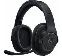 Logitech G433 Gaming Black austiņas