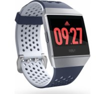 Fitbit Ionic Adidas edition Navy/ White viedā aproce FB503WTNV IONIC ADIDAS EDITION NAVY/ WHITE VIEDĀ APROCE FB503WTNV