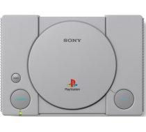 Sony Playstation Classic Gray spēļu konsole PLAYSTATION CLASSIC GRAY SPĒĻU KONSOLE