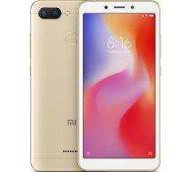 Xiaomi Redmi 6 32GB Gold mobilais telefons