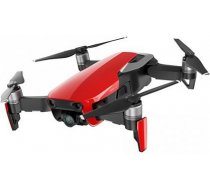 DJI Mavic Air Fly More Combo, Flame Red drons
