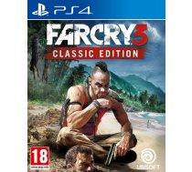 Ubisoft PS4 Far Cry 3 Classic Edition CUSA 10326
