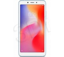 "Smartfon Xiaomi Redmi 6 32GB (5,45""; 1440x720; 32GB; 3GB; DualSIM; kolor niebieski )"