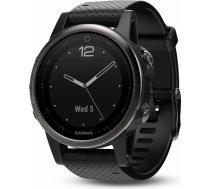 Garmin Fenix 5S Sapphire Black viedā aproce 010-01685-11 FENIX 5S SAPPHIRE BLACK VIEDĀ APROCE 010-01685-11
