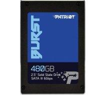 Patriot Burst 480GB 2.5'' SATAIII SSD disks PBU480GS25SSDR