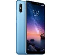 Xiaomi Redmi Note 6 Pro 32GB Blue mobilais telefons