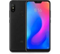 Xiaomi Mi A2 Lite 64GB Black mobilais telefons