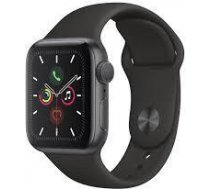 SMARTWATCH SERIES5 40MM/GREY/BLACK MWV82EL/A APPLE